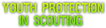 Youth Protection in Scouting